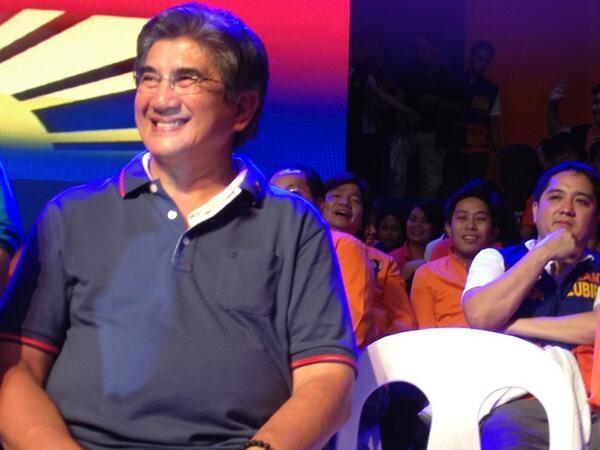 "Senator Gregorio ""Gringo"" Honasan II (Twitter photo)"