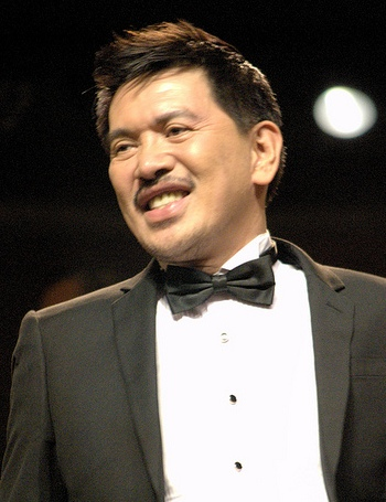 Filipino director Brillante Mendoza (Wikipedia photo)