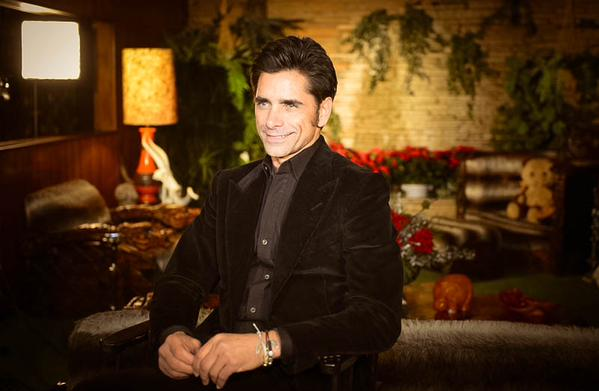 John Stamos (Photo from Stamos' official Twitter account)