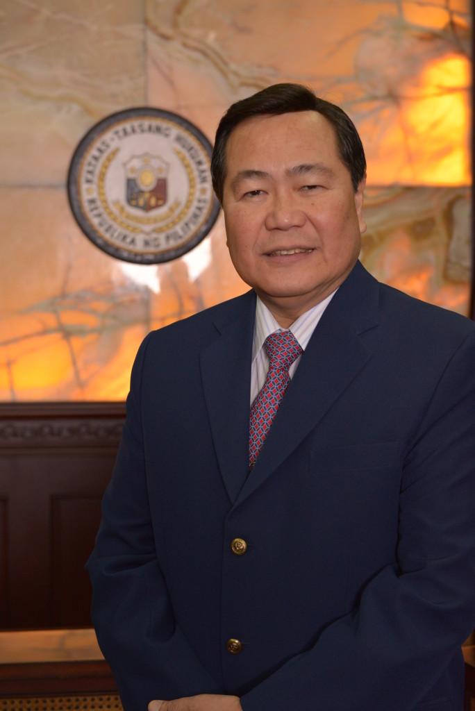 Supreme Court Associate Justice Antonio Carpio