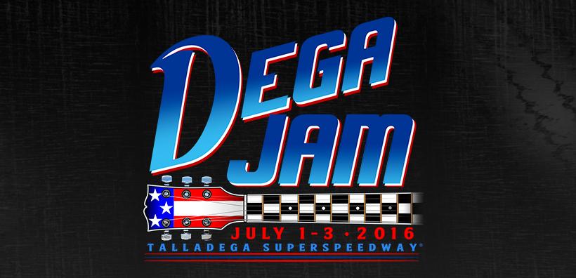 Dega Jam (Photo from Talladega Superspeedway's website)