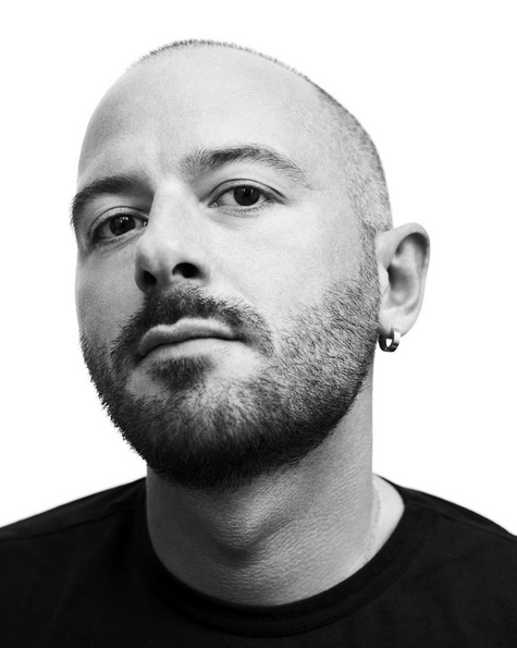Demna Gvasalia announces the appointment of Demna Gvasalia as the new Artistic Director of the Balenciaga Collections (Photo from Balenciaga's official Instagram account)