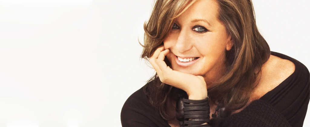 Donna Karan (Photo from Karan's website)