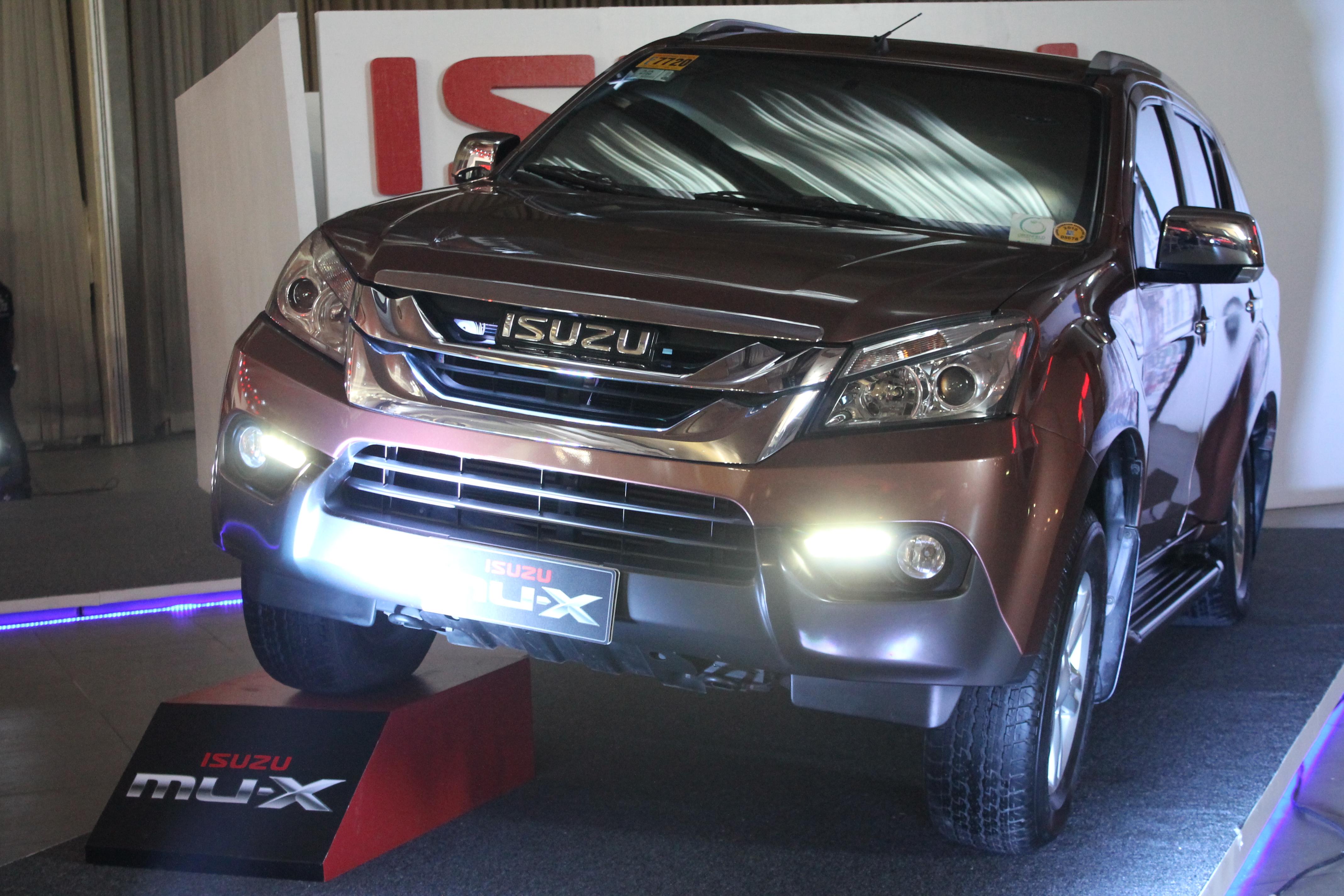 Powerful driving performance by new Isuzu 3 0 VGS Turbo