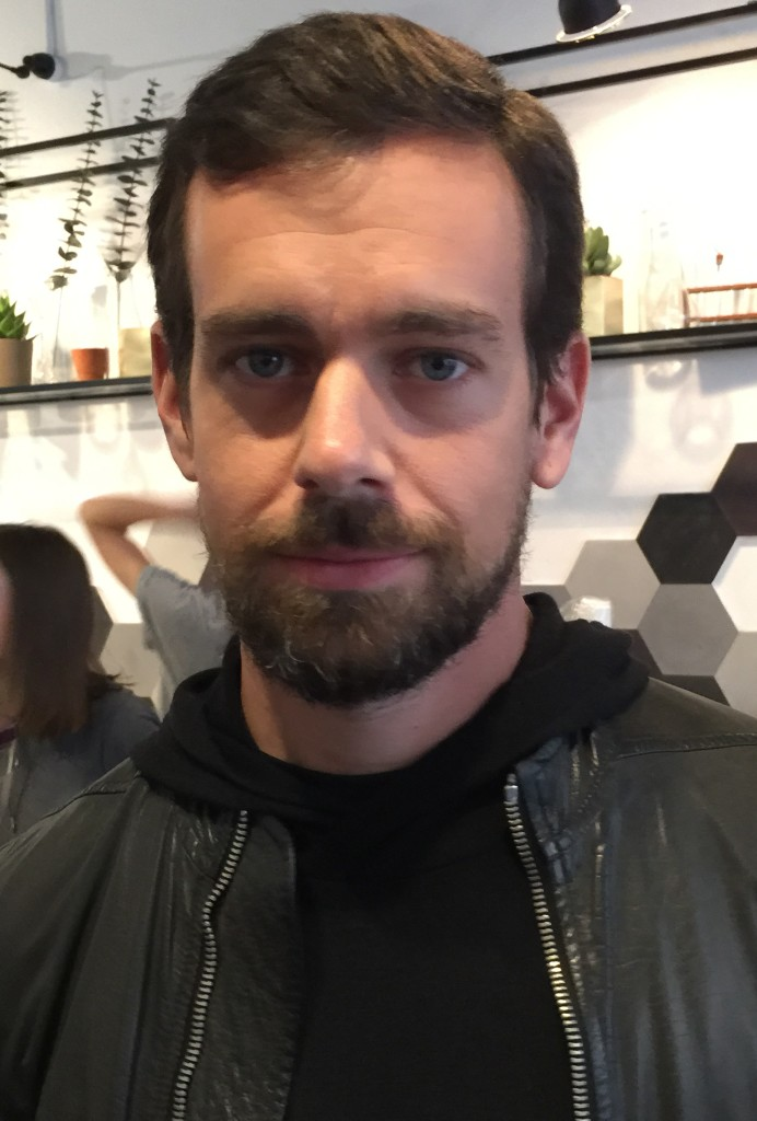 Twitter founder Jack Dorsey (Wikipedia photo)