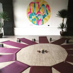 L!FE's Lotus Room (Photo from L!FE Yoga Studio)