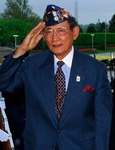 Former President and Constabular Officer Fidel V. Ramos (Photo taken from Wikipedia.org)