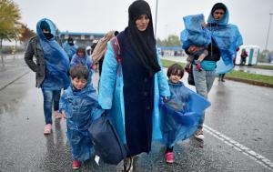 syria croatia refugee migrant europe