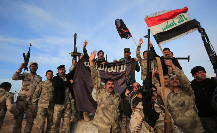 ISIS ISIL Iraq Islamic State