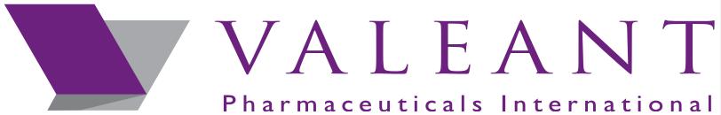 Valeant Pharmaceuticals logo