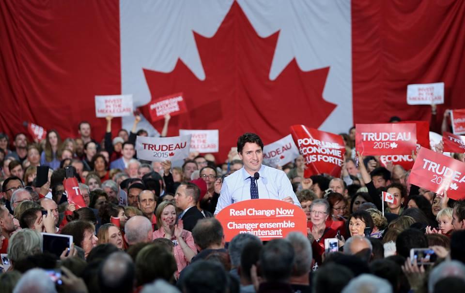 Liberal leader Justin Trudeau (Facebook)