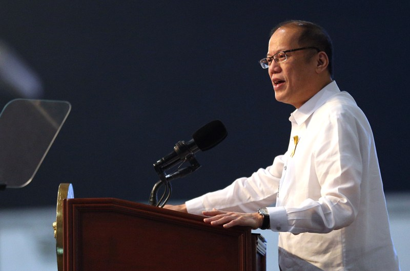 "President Benigno ""Noynoy"" Aquino III (Photo from the Malacañang Photo Bureau/Joseph Vidal)"