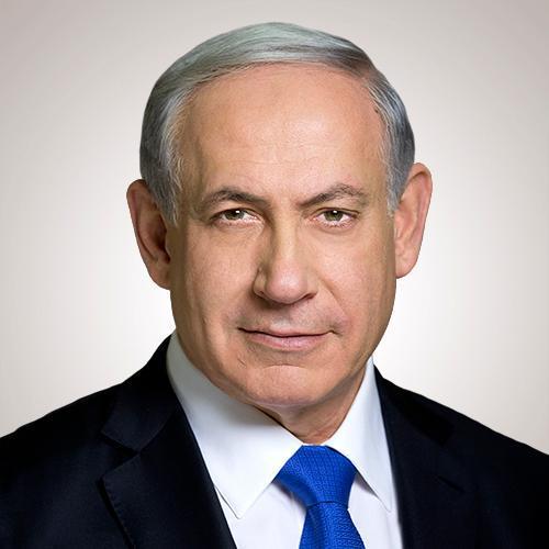 Prime Minister Benjamin Netanyahu (Photo from Netanyahu's official Twitter account)