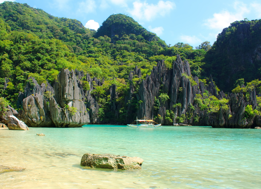 The beauty of El Nido, Palawan (Shutterstock)