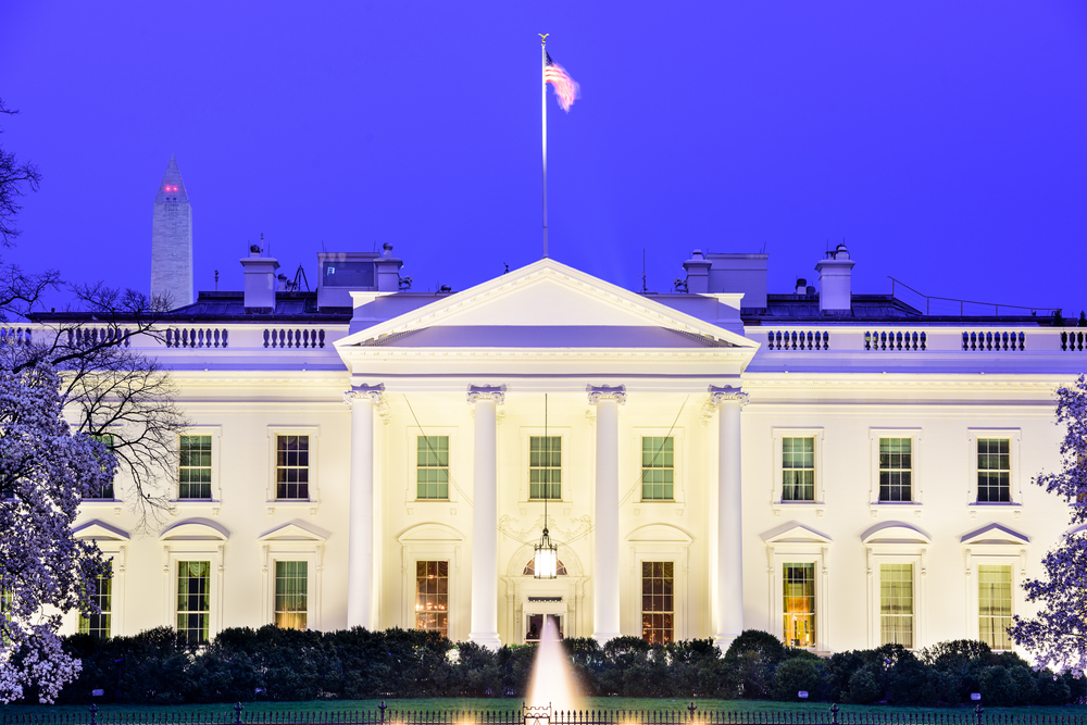 FILE PHOTO/ The White House. (ShutterStock)