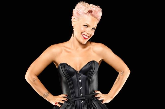 (Photo from Pink's official Facebook page)
