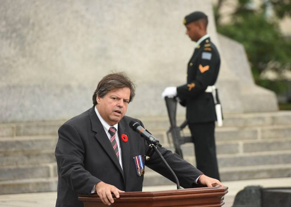 Mauril Belanger (Photo from Facebook)