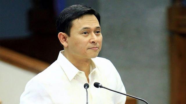 Senator Sonny Angara (Facebook photo)