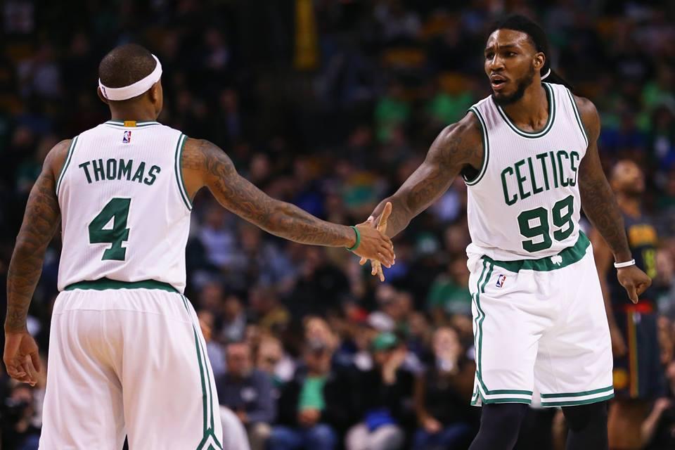 Boston Celtics (Shutterstock photo)