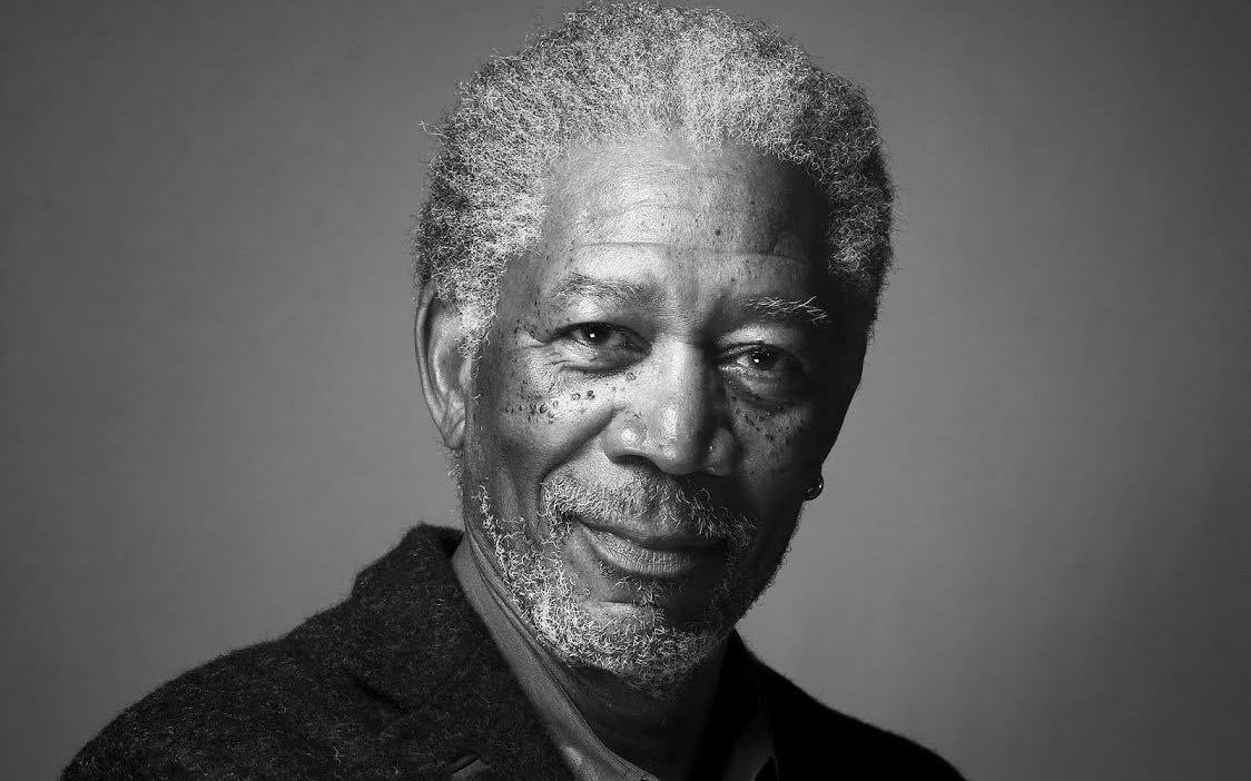 (Photo from the official Facebook page of Morgan Freeman)