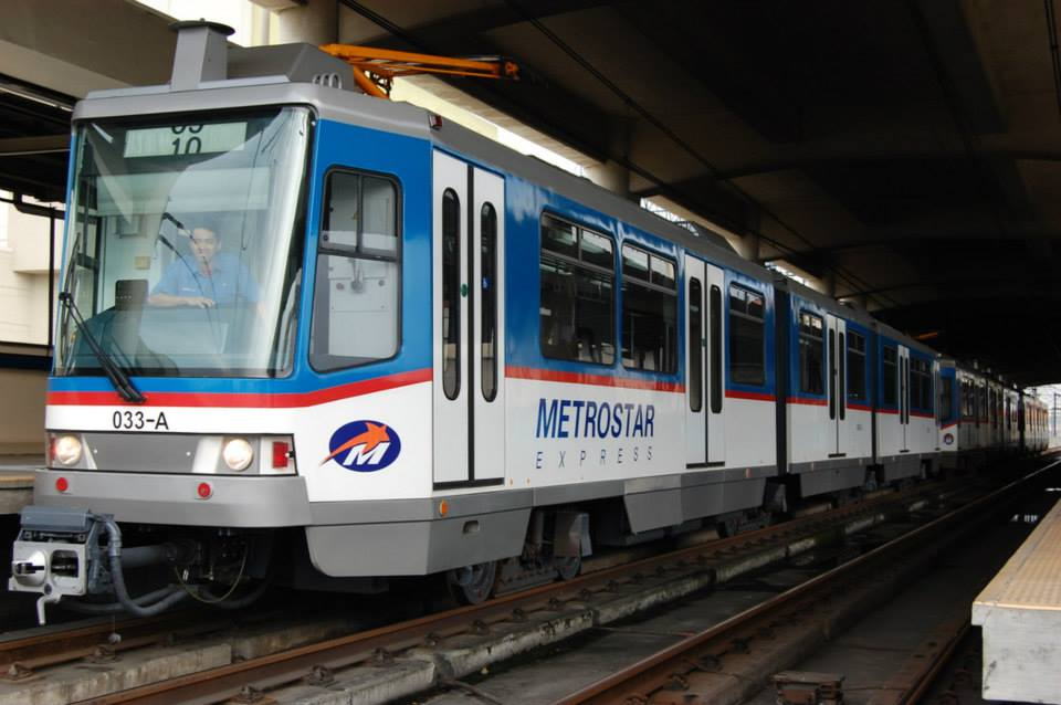 MRT-3 (Photo from Facebook)