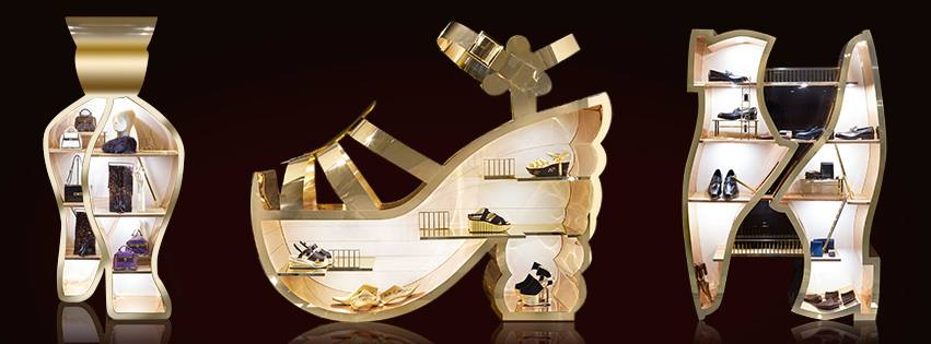 (Photo from Salvatore Ferragamo's official Facebook page)