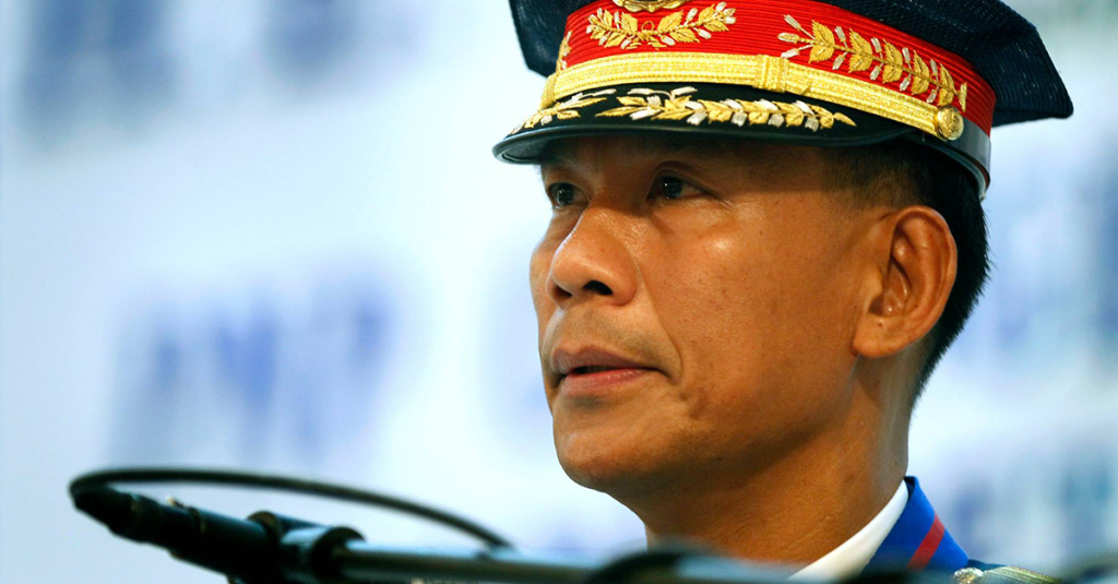 Philippine National Police Director General Ricardo Marquez (Government photo)