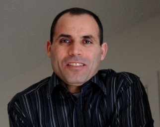 Mohamed Harkat, Algerian native and Canadian resident who was accused of being an al-Qaida sleeper agent. (Photo from Wikipedia)