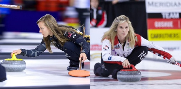 (Photo from the official Twitter page of Grand Slam Curling)