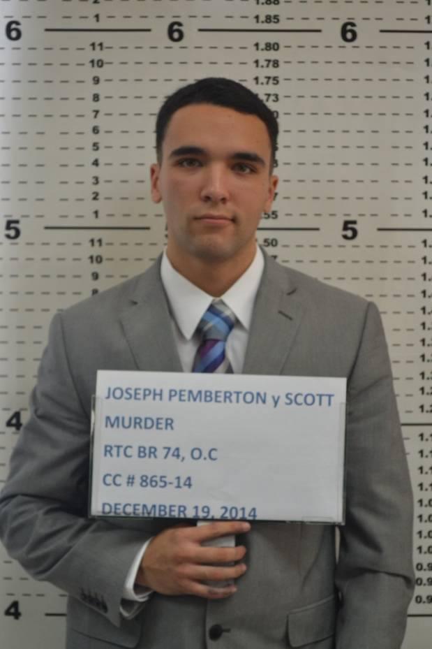 US Marine Joseph Scott Pemberton (File Photo from Facebook)