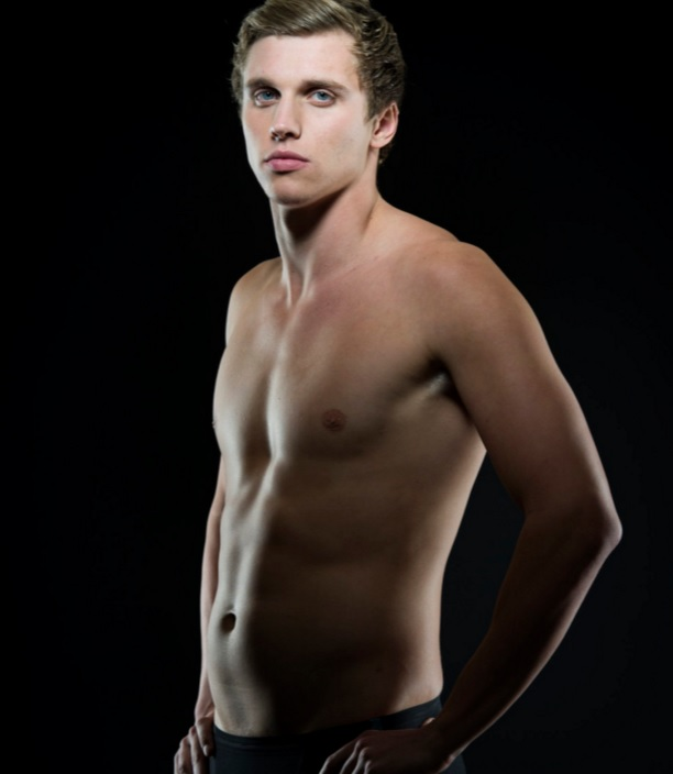 U.S. Nationals champion, Santo Condorelli (Photo from Swimming Canada website)