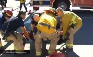 San Bernardino California mass shooting occurred on Wednesday (Screenshot from YouTube)