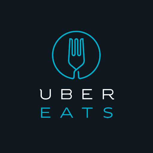 (Photo from the official witter page of UberEATS)