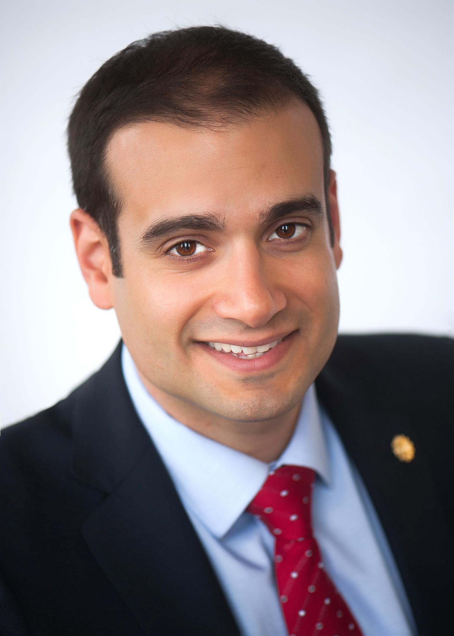 Municipal Affairs Minister Zach Churchill. (Photo from The Nova Scotia Legislature website)