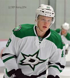 Brett Pollock (Photo from Eliteprospects.com/© Dan Hickling)