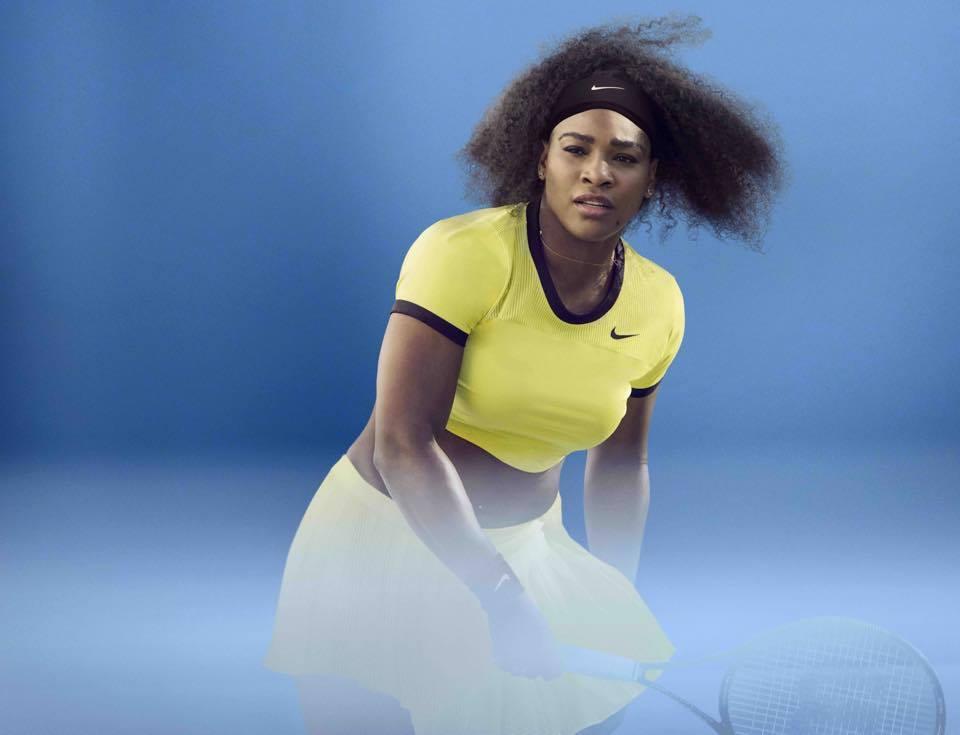 Serena Williams (Facebook photo)