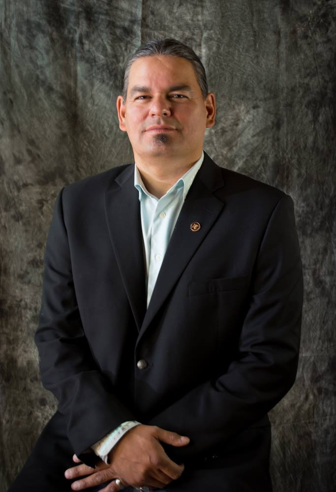 Isadore Day, Wiindawtegowinini, the Ontario regional chief for the Assembly of First Nations (Facebook photo)