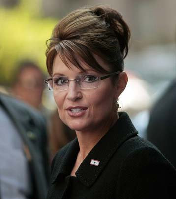 Former Alaska governor and 2008 vice-presidential nominee Sarah Palin, endorses Donald Trump (Facebook photo)