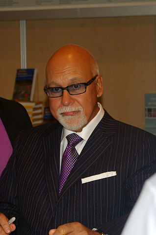 Rene Angelil (Photo from Flickr/Nicolas Laffont)