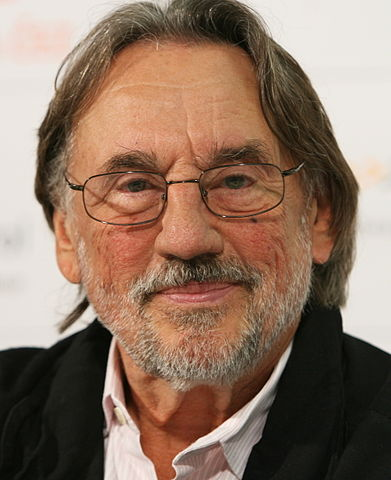 Legendary cinematographer Vilmos Zsigmond (Wikipedia photo)