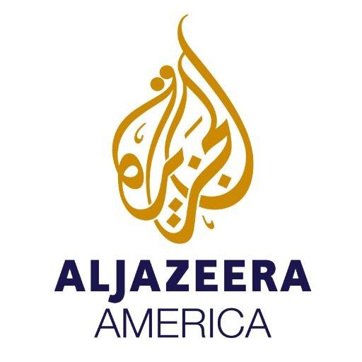 Al-Jazeera America logo (Twitter photo)