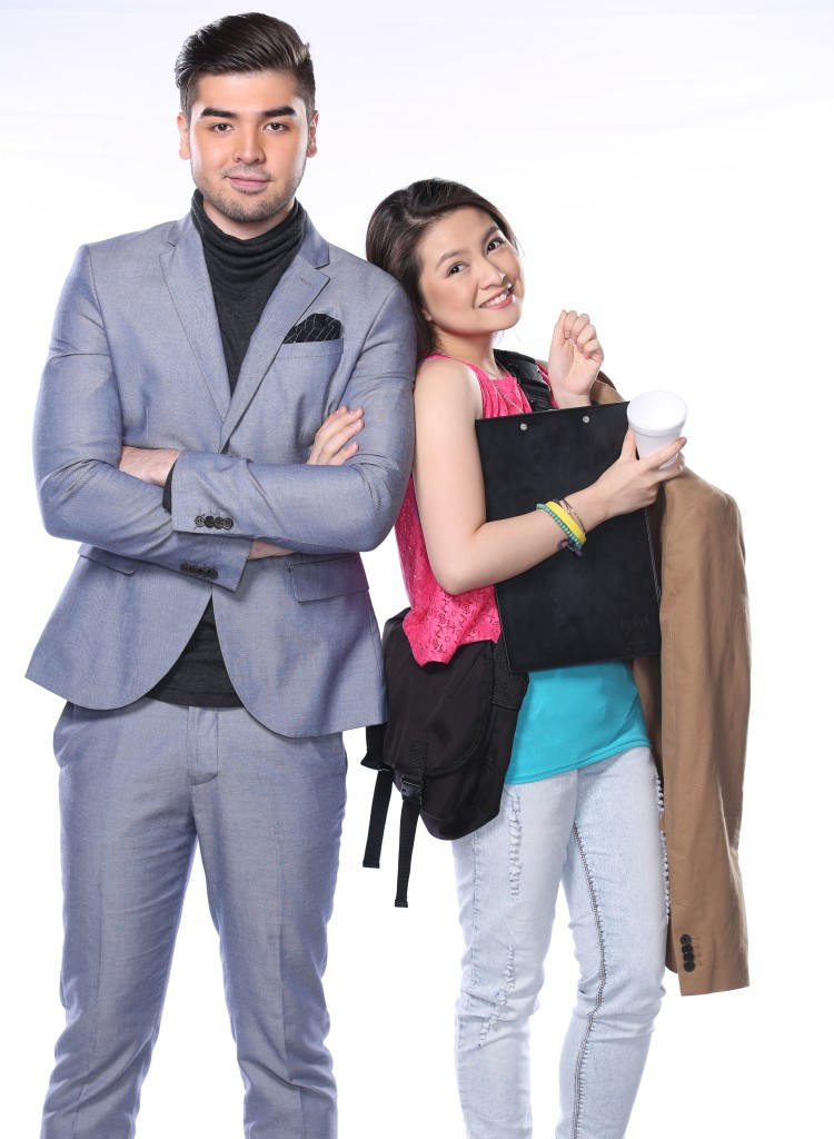 Barbie Forteza and Andre Paras in That's My Amboy (Contributed photo)