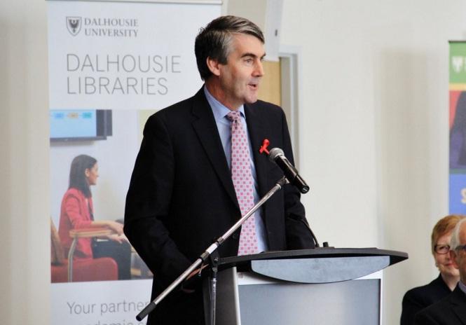 Nova Scotia Premier Stephen McNeil. (Twitter photo)