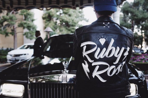 Ruby Rose (Photo from Twitter @RubyRose)