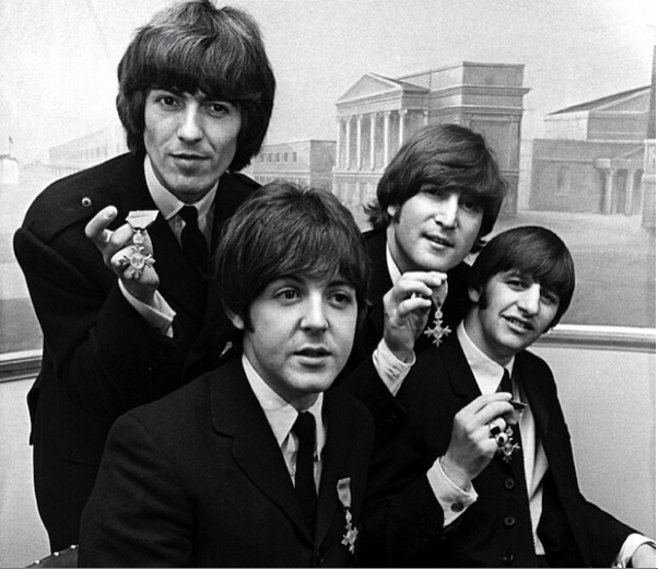 The Beatles (Instagram photo)