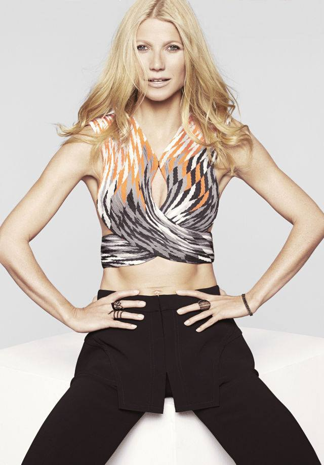 Gwyneth Paltrow (Facbook photo)