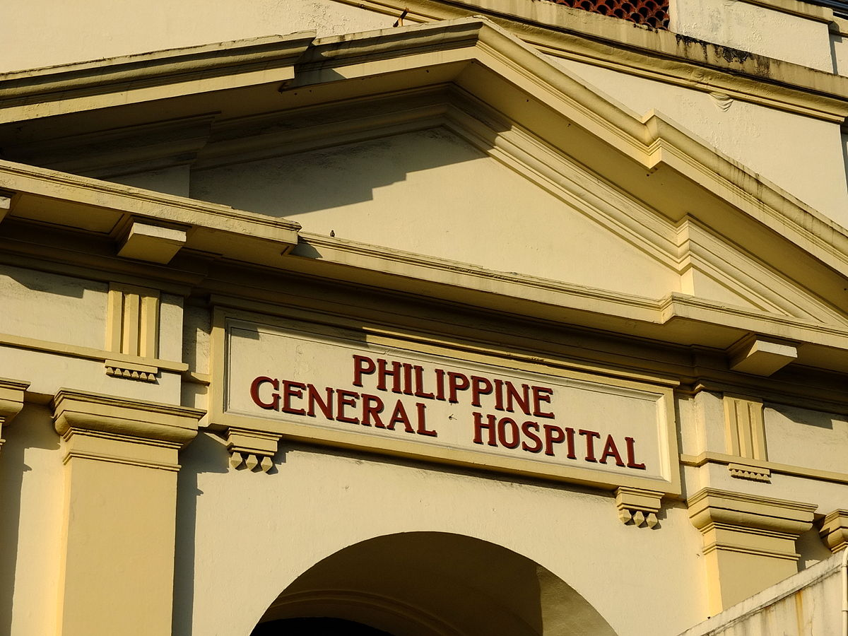 Philippine General Hospital, one of the largest hospitals in the country that caters to indigent patients. (Photo courtesy of Ramiltibayan/Wikipedia)