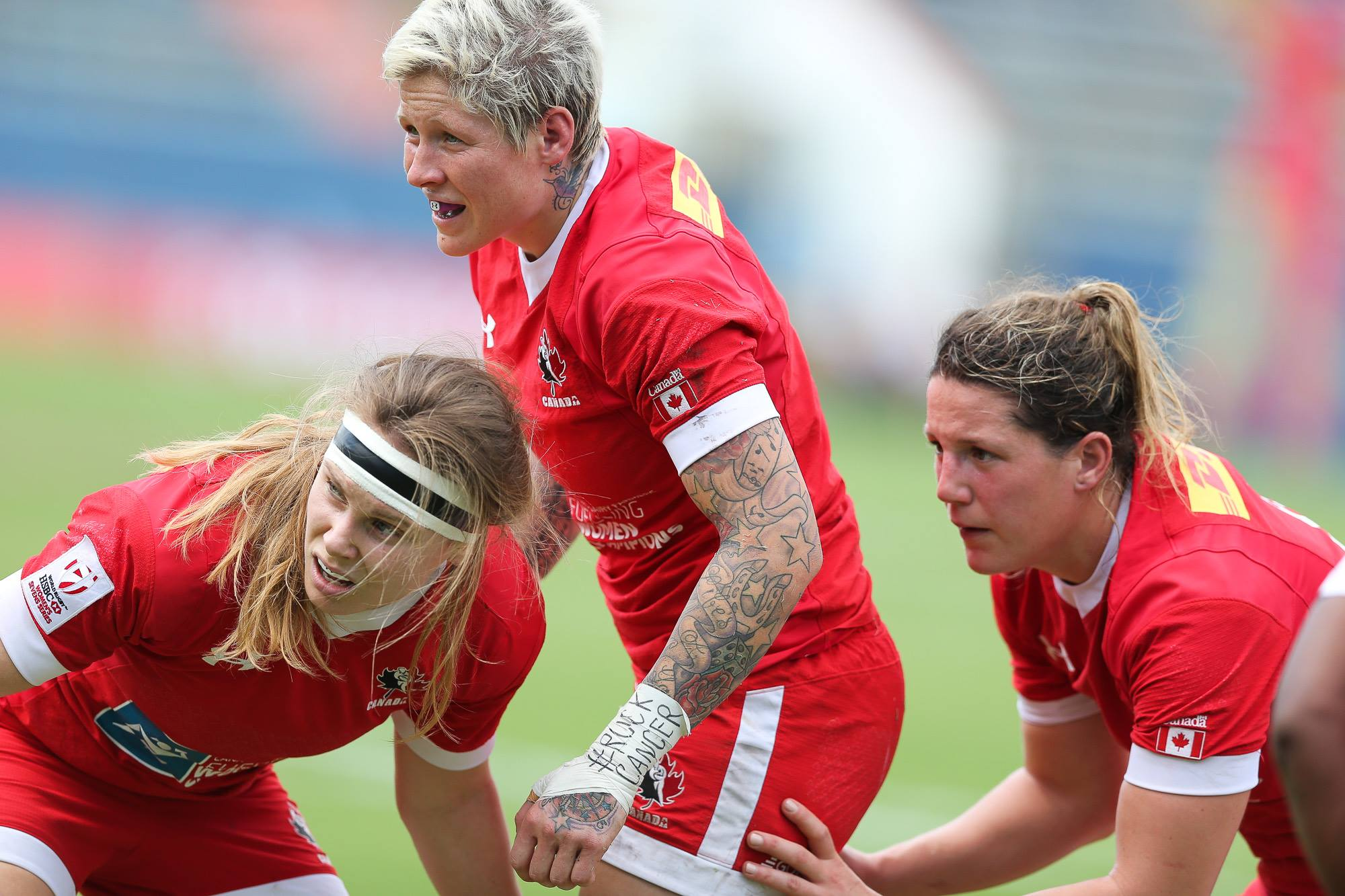 Canada beats New Zealand Sevens for the first time (Photo courtesy of the official Facebook page of Rugby Canada).