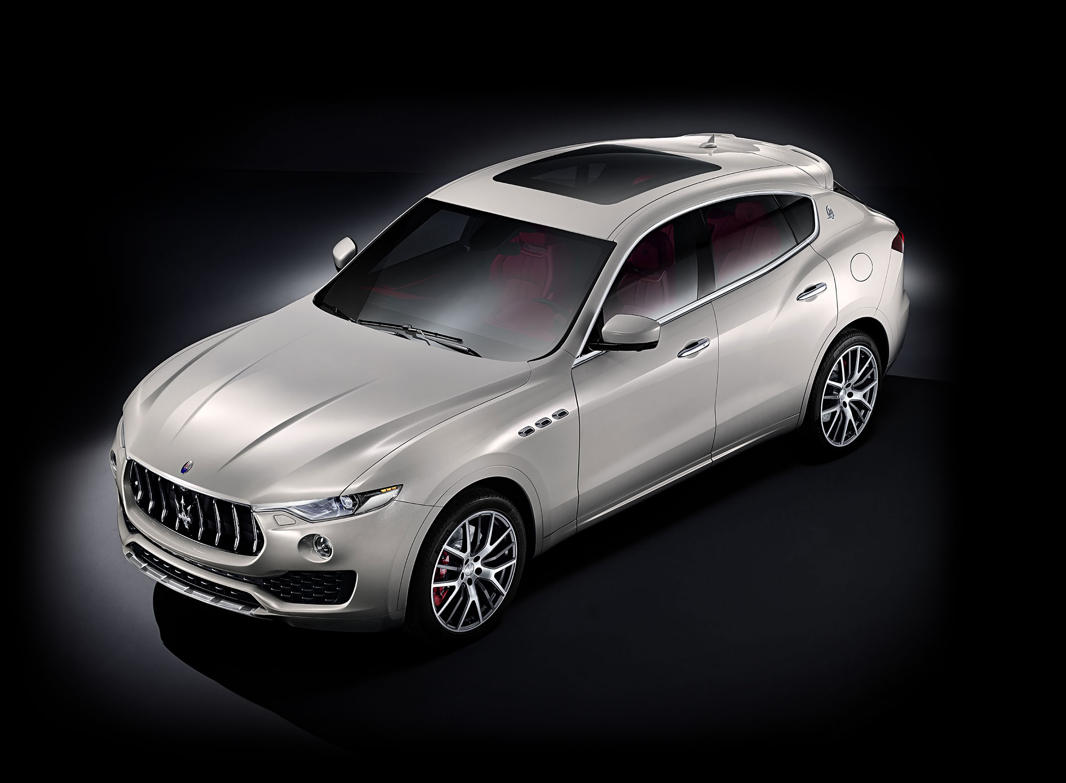 Maserati Levante. (Photo courtesy of Maserati)
