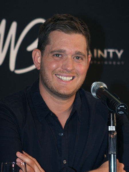 Michael Buble (Photo by Eva Rinaldi/Flickr)